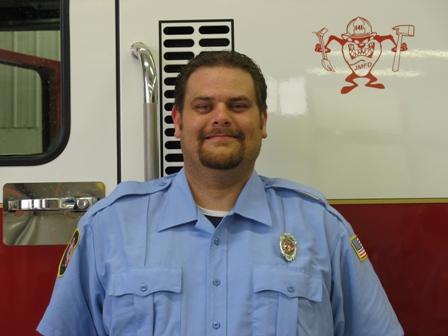 EMS First Responder - Firefighter