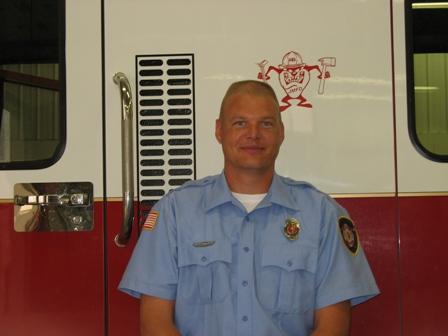 Captain - Firefighter
