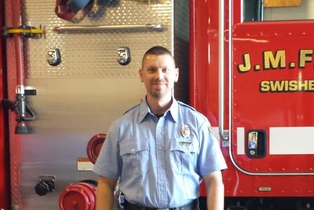 Captain - Training Officer - EMR - Firefighter