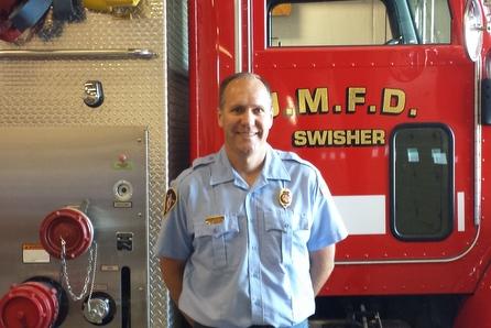 Fire Chief - EMT - Firefighter