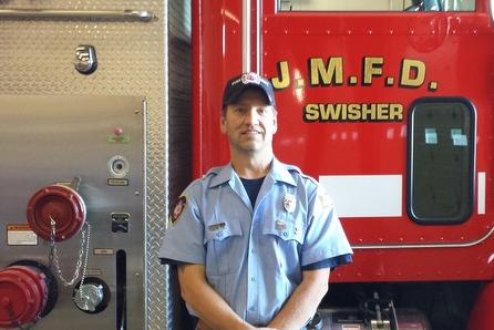 Captain - EMT - Firefighter